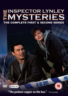 Nathaniel Parker and Sharon Small in The Inspector Lynley Mysteries