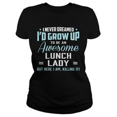 b5928569f 66 Best Lunch lady shirts images in 2019   School spirit shirts ...