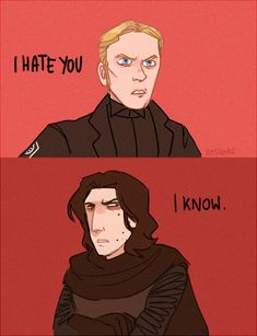 General Hux expresses emotion, and Kylo Ren pulls a Han Solo.