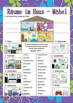 Räume im Haus - Möbel ähnliche tolle Projekte und Ideen wie im Bild…
