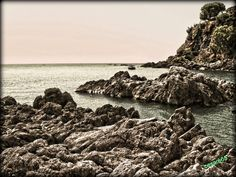 beach by Cesare Vatrano
