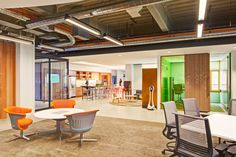 AT&T Foundry | Projects | Gensler