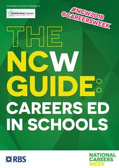 The National Careers Week site. Lots of free resources and information Career Education, Booklet, About Uk, How To Find Out, Teacher, Student, School, Free, Professor