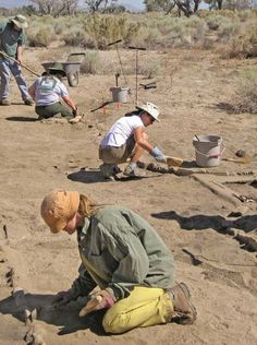 Help Uncover History At Manzanar: 2012 Public Archeology Projects at Manzanar National Historic Site