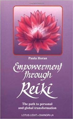 Empowerment Through Reiki: The Path to Personal and Global Transformation (Shangri-La Series): Dr. Horan, an experienced Reiki master describes exactly how Reiki energy works, the way it can be used and the effects that can be achieved with its help. Self Treatment, Reiki Symbols, Sacred Symbols, Reiki Books, What Is Reiki, Reiki Courses, Reiki Training, Reiki Therapy