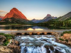 Glacier National Park, Montana Glacier National Park has already undergone a significant transformation. The Montana landscape was once home to 150 monstrous glaciers; now there are only 27. Some scientists predict that they will be gone by 2030.