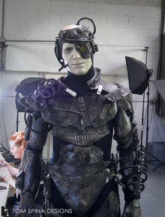 Star Trek Borg Costume