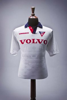 Umbro has been the proud kit supplier to Ecuador's LDU Quito for 16 years - take a look back over some of the fantastic kits we've created for the club Long Relationship, March 6, Football Kits, Polo Neck, Quites, Rey, Ecuador, Success, Tattoo