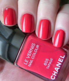 Chanel Spring 2014: Charivari and Tapage - Swatches, Review and Comparisons | Pointless Cafe TAPAGE