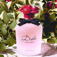 Dolce Rosa Excelsa da Dolce & Gabbana é um #perfume com uma presença delicada, embora poderosa, aliando inocência e sensualidade.  Este é um Eau de Parfum icónico, intemporal e único!  #dolcegabbana #dolcerosaexcelsa #parfum #fragrance