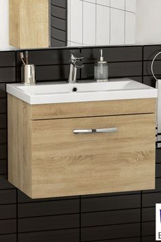 Premier bathroom furniture range can transform a ordinary room into a spacious and stylish bathroom with vital storage that every household needs.Waste Shroud included!