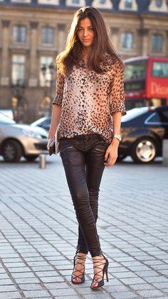 Inspiração: calça de couro    http://matka.com.br/blog/24/09/2012/inspiracao-calca-de-couro/