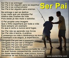 mensagem para os pais Special Words, Family Love, Dory, Good Vibes, Life Is Beautiful, Mom And Dad, Fathers Day, Humor, Education