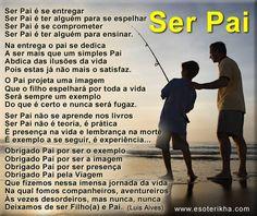 mensagem para os pais