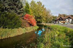 Hier kommt  #Paddeln im #Spreewald www.spreewald-hotel-stern.de