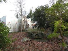 Thieles  Garten ... Villa Thiele, Ringer / Copyright Horst H. Barsuhn; Bremerhaven (Germany)
