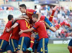 18.06.2013 Europa Cup under 21 Italy U21 - Spain U21 Prediction: Both teams score Odds: 2.10 Result: 2-4 Winning prediction!! www.efootballtips.com/recent - By using the results predicted by us you can have significant earnings every month!