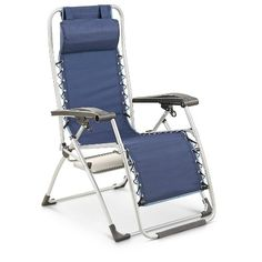 MAC Sports Anti Gravity Chair With Pull Out Tray More Details At