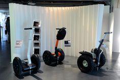 3rd Edition - March 29th to April 1st, 2012, Cité de la Mode et du Design - Paris / Designer : Segway