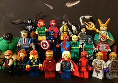 LEGO Super Heroes Marvel Collection