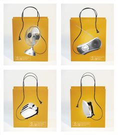 Creative paper bags and boxes for your inspiration.