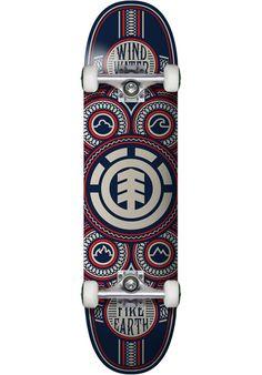 Element WWFE - titus-shop.com #SkateboardComplete #Skateboard #titus #titusskateshop
