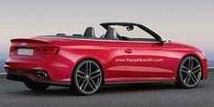 #Audi #RS3 Cabriolet