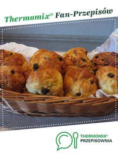 MLECZNE BUŁKI jest to przepis stworzony przez użytkownika MThermo. Ten przepis na Thermomix<sup>®</sup> znajdziesz w kategorii Chleby & bułki na www.przepisownia.pl, społeczności Thermomix<sup>®</sup>. Muffin, Food And Drink, Breakfast, Kitchen, Thermomix, Morning Coffee, Cooking, Kitchens, Cupcakes