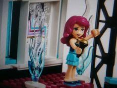 Kinder Lego Fan: LEGO Friends 41117   Televízne štúdio popovej ...