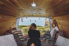 Camper Van Ideas + Van Life Travel Inspiration