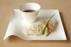 締めの素麺も、こんな風にお出しすればゲストも大喜びです。