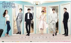 """Cinderella and the Four Knights"" .Tráiler y Póster nuevos"