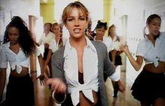 1999- Baby One More Time is het debuutalbum van de Amerikaanse zangeres Britney Spears, dat op 3 juni 1999 werd uitgebracht in Nederland. Het album was over de hele wereld succesvol, en met 25 miljoen verkochte exemplaren debuteerde het album op de eerste plek in de Amerikaanse Billboard 200, waarin het zes weken bleef staan. Hiermee werd het album het bestverkochte debuutalbum van een vrouwelijke artiest in de geschiedenis. vermaak,muziekclipjes waren veel te zien op MTV.
