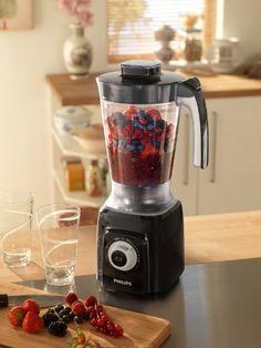 Philips HR2160/50 Blender http://kitchentechzone.com/philips-hr216050-blender-review/