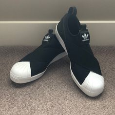 39521aa819b4 8 Best adidas superstar slip on outfit images
