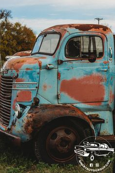 Photo of a classic blue Dodge COE truck Dodge Pickup, Old Pickup Trucks, Dodge Trucks, Trucks For Sale, Cars For Sale, Classic Trucks, Classic Cars, Cab Over, Rusty Cars