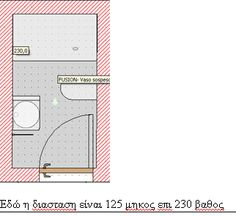 Αποτέλεσμα εικόνας για μικρο μπανιο λυσεις Bathroom, Washroom, Full Bath, Bath, Bathrooms