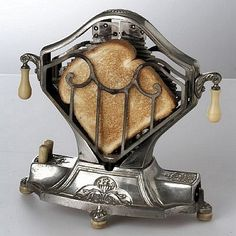 Toaster, 1920s, work of art!