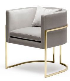 JULIUS CHAIR - Contemporary Mid-Century / Modern Side Chairs