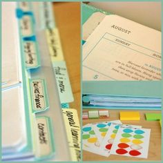 The ULTIMATE Guide to Creating a Home Management Notebook » Domestic Serenity