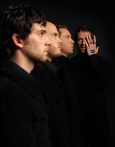 Coldplay.. I loved when Chris Martin had these things on his hand