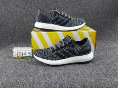 e05724b85 2018 Buy Adidas Pure Boost 2017 BA8890 Oreo Black Noir White blanc Turtle  Dove Yeezy PureBOOST