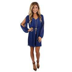 The Wedding Date Dress in Royal Blue | Impressions Online Women's Clothing Boutique