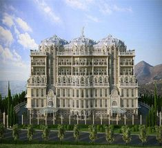 sochi russia | Palace Of White Roses Sochi, Russia - BindasFriends