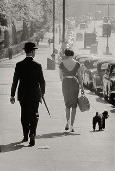 Frank Horvat, London, 1959