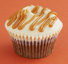 Humming bird bakery: sticky toffee pudding cupcake #nottinghill #cupcake #yum