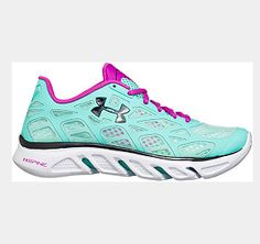 Women's UA Spine Vice Running Shoe   1238604   Under Armour US
