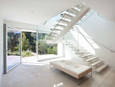 RESIDENCE IN CALIFORNIA BY JENSEN ARCHITECTS • DESIGN. / VISUAL.