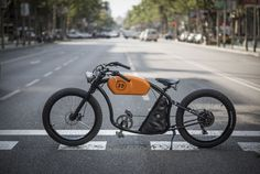 cafe racer bicycle - Buscar con Google