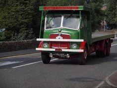 1958 AEC Mammoth Major Flatbed Lorries Bus Shelters, Bradford, Old Trucks, Trailers, Recovery, Vans, Vehicles, Hang Tags, Van